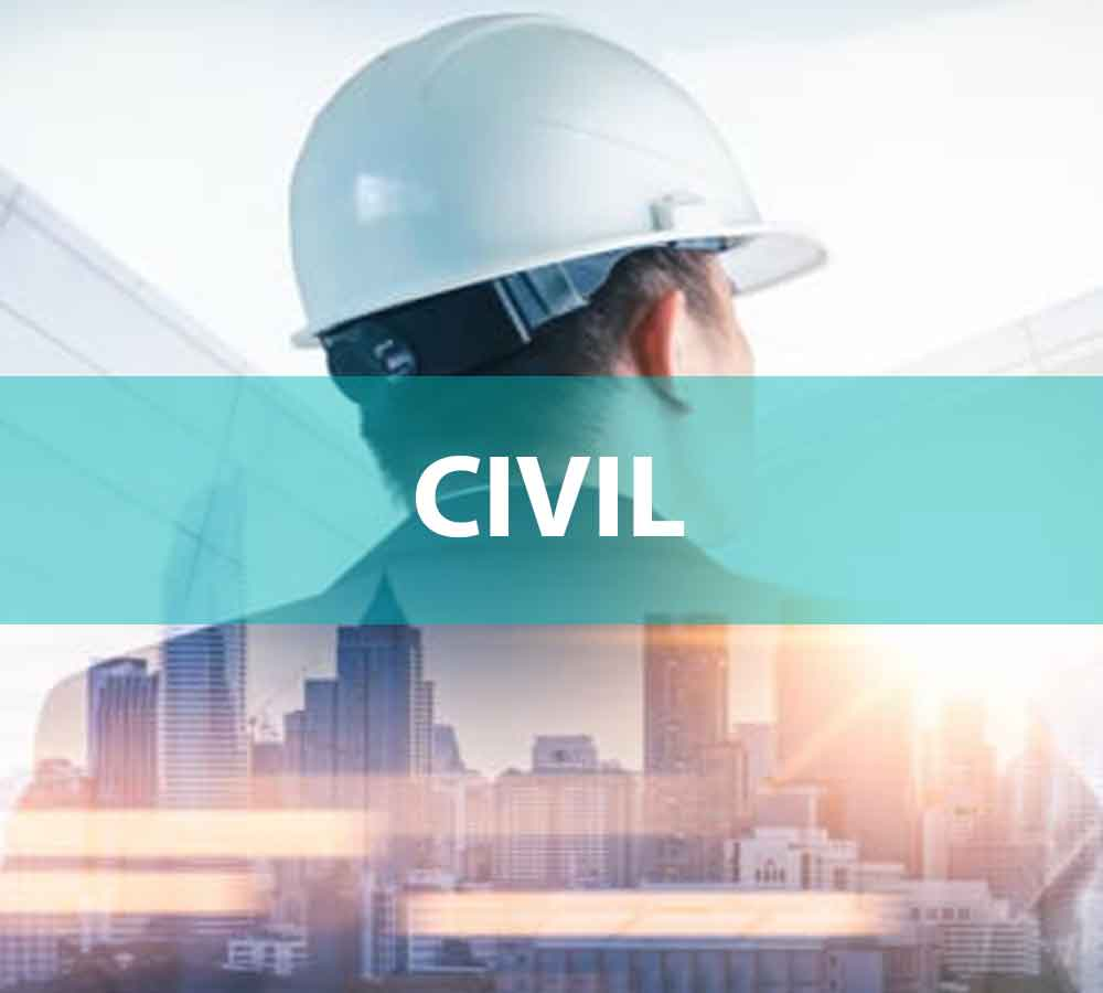 civil jobs for freshers