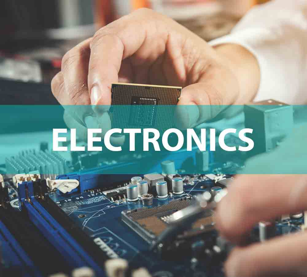jobs in electronics