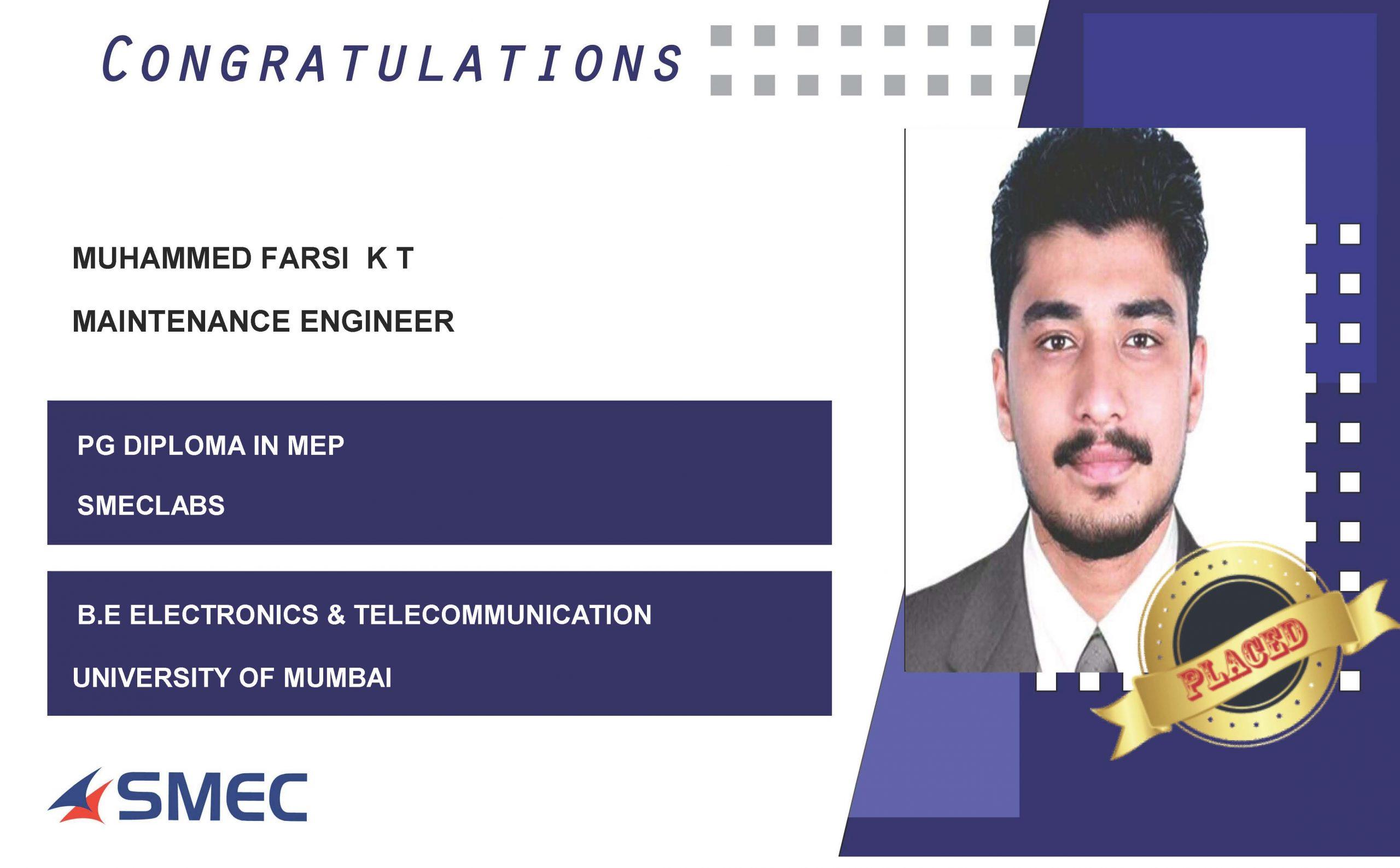 mep careers-muhammed farsi