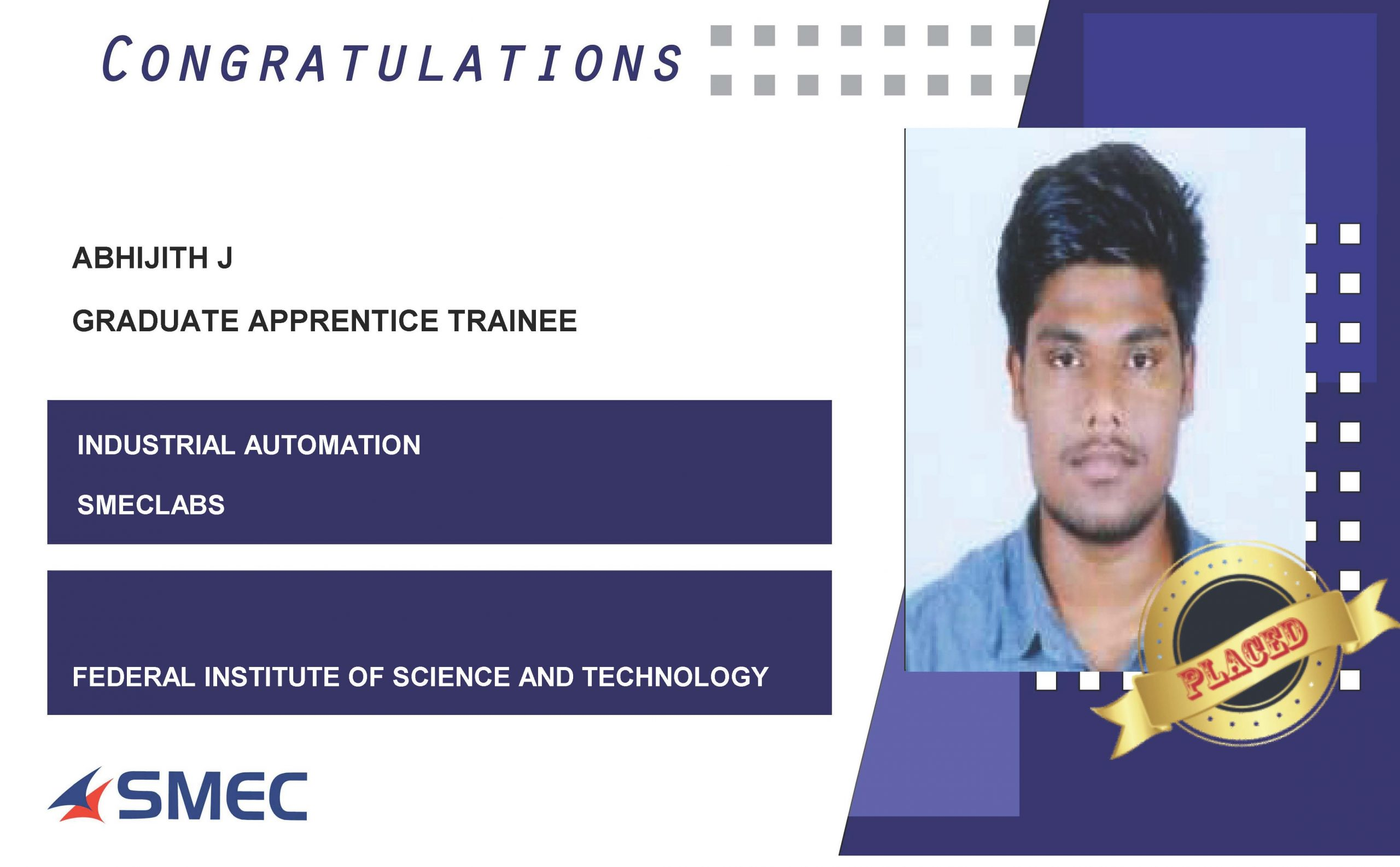 engineer trainee-abhijith j