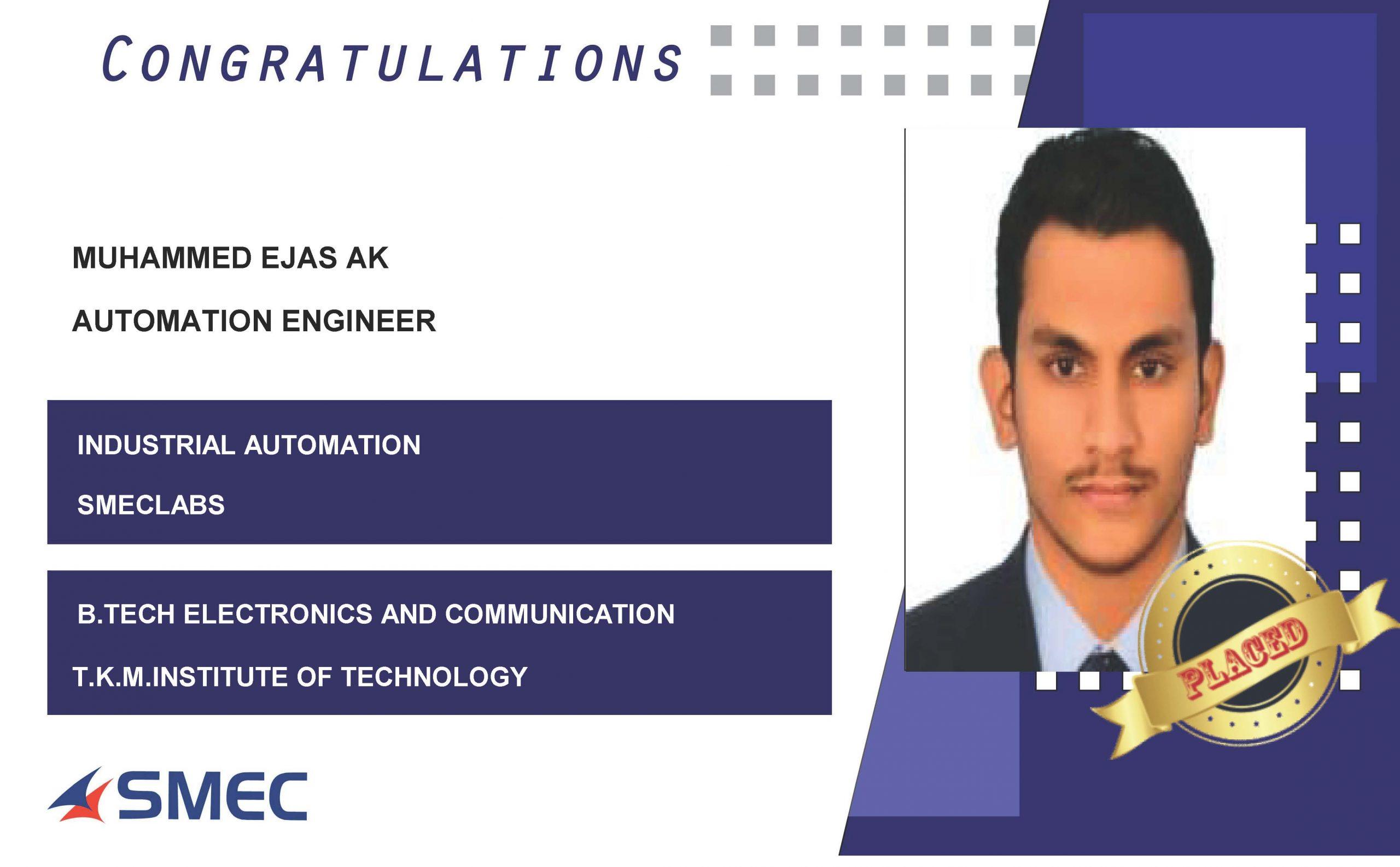 AUTOMATION ENGINEER JOBS-muhammed ejas ak
