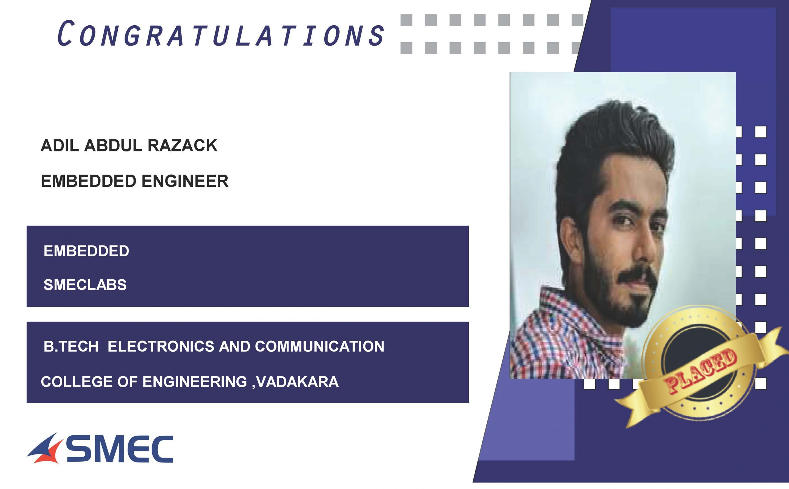 EMBEDDED ENGINEER-ADIL ABDUL